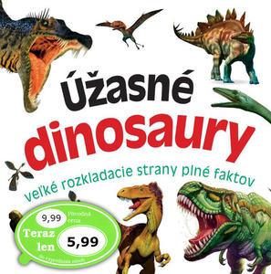 Obrázok Úžasné dinosaury