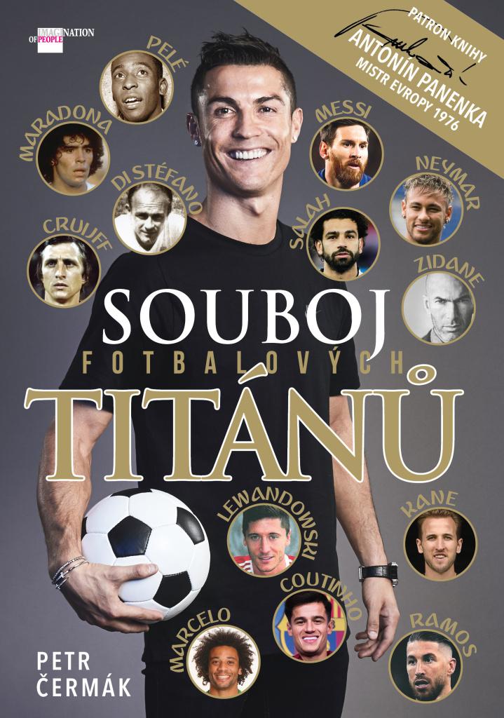 Souboj fotbalových titánů - Petr Čermák