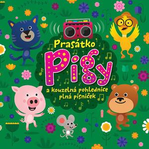 Obrázok Prasátko Pigy a kouzelná pohlednice plná písniček