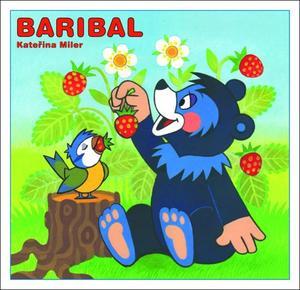 Obrázok Baribal - omalovánka