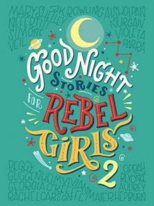 Obrázok Good Night Stories for Rebel Girls 2