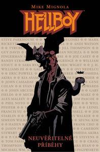 Obrázok Hellboy Neuvěřitelné příběhy