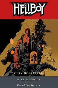 Obrázok Hellboy Červ dobyvatel