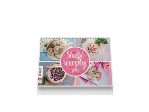 Obrázok Sladké recepty 2019 - stolní kalendář