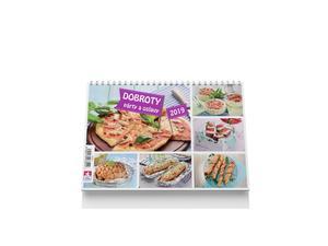 Obrázok Dobroty 2019- stolní kalendář