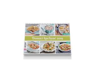 Obrázok Domáci kuchyně 2019 - stolní kalendář