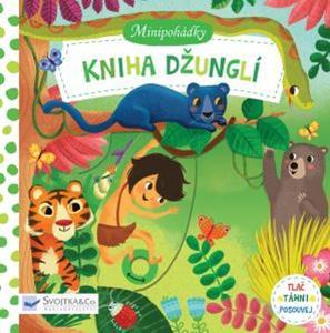 Obrázok Minipohádky Kniha džunglí