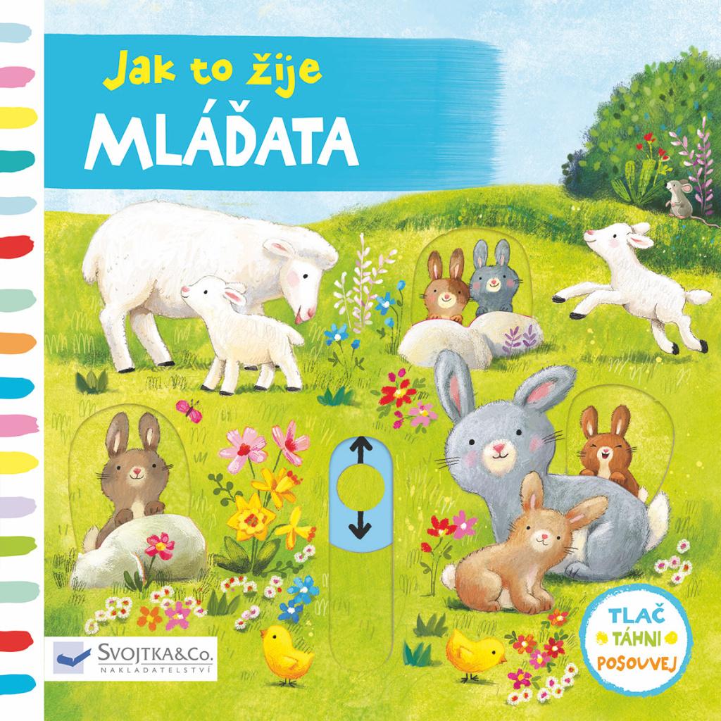 Jak to žije Mláďata - Ag Jatkowska