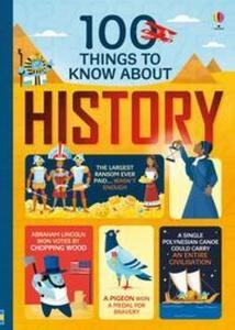 Obrázok 100 things to know about History