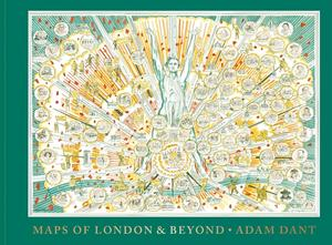 Obrázok Adam Dant's Maps of London and Beyond