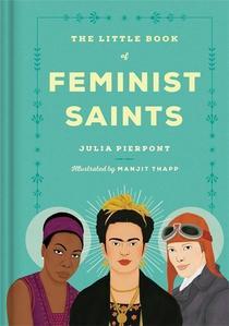 Obrázok The Little Book of Feminist Saints