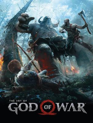 Obrázok The Art of God of War