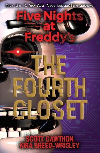Untitled Book 3 (Five Nights at Freddy's) - Scott Cawthon, Kira Breed-Wrisley