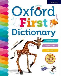 Obrázok Oxford First Dictionary