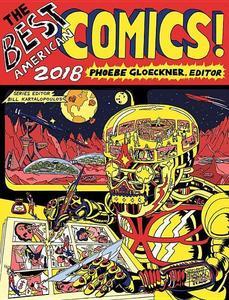 Obrázok The Best American Comics 2018
