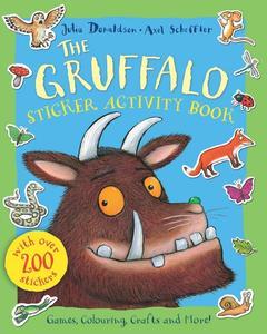 Obrázok The Gruffalo Sticker Activity Book