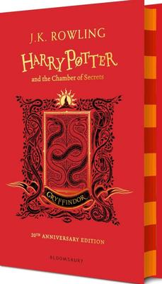 Obrázok Harry Potter Harry Potter and the Chamber of Secrets. Gryffindor Edition