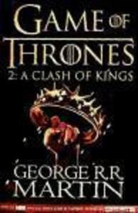 Obrázok A Clash of Kings: Game of Thrones Season Two. TV Tie-In