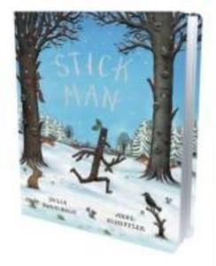 Obrázok Stick Man. Gift Edition Board Book