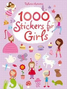 Obrázok 1000 Stickers for Girls