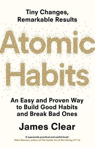 Obrázok Atomic Habits: An Easy and Proven Way to Build Good Habits and Break Bad Ones