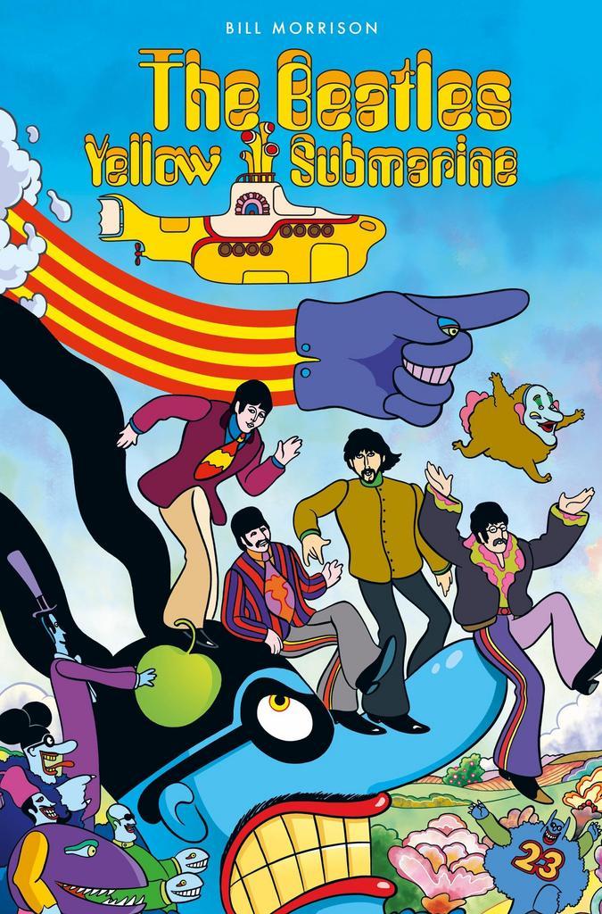 The Beatles Yellow Submarine - Bill Morrison
