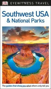 Obrázok DK Eyewitness Travel Guide Southwest USA and National Parks