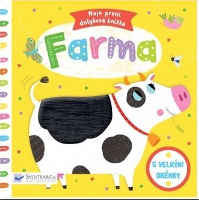 Obrázok Moje první dotyková knížka Farma