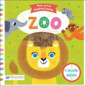 Obrázok Moje první dotyková knížka Zoo