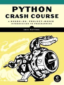 Obrázok Python Crash Course