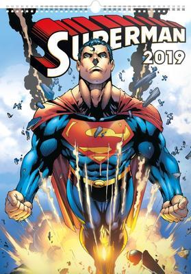 Nástěnný kalendář Superman – Plakáty 201