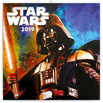 Poznámkový kalendář Star Wars Classics 2