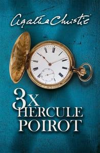 Obrázok 3x Hercule Poirot