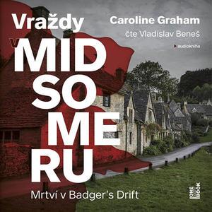 Obrázok Vraždy v Midsomeru 1 (Čte Vladislav Beneš)