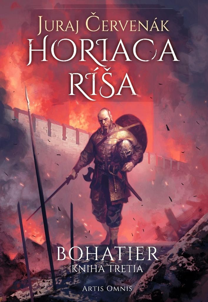 Horiaca ríša - Juraj Červenák