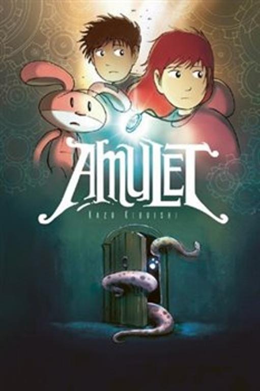 Amulet 1 - Kazu Kibuishi