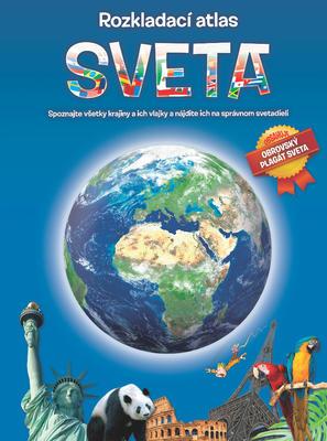 Obrázok Rozkladací atlas sveta