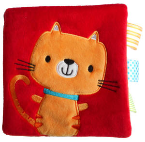 Obrázok Měkká knížka Kočka
