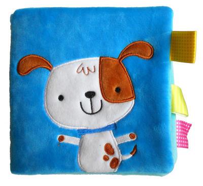 Obrázok Měkká knížka Pes