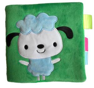 Obrázok Měkká knížka Ovce