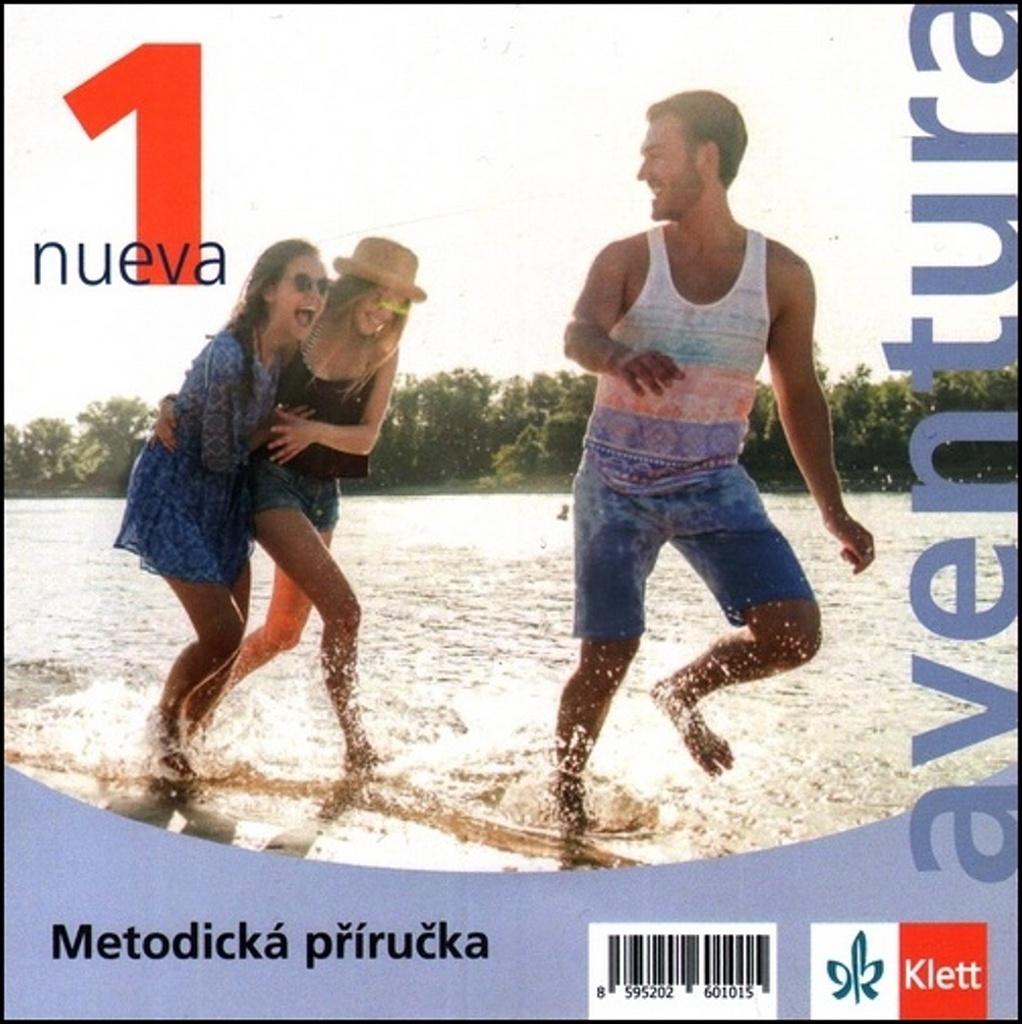 Aventura nueva 1 (audio CD)