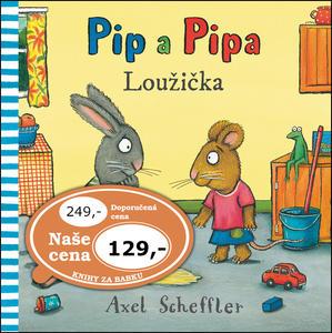 Obrázok Pip a Pipa Loužička