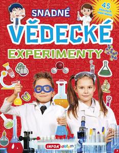 Obrázok Snadné vědecké experimenty