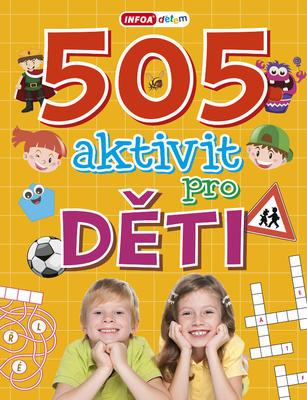 Obrázok 505 aktivit pro děti