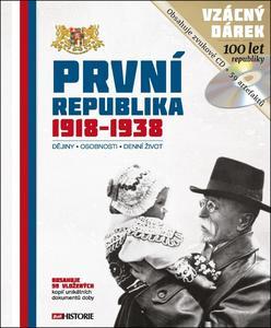 Obrázok První republika 1918 - 1938