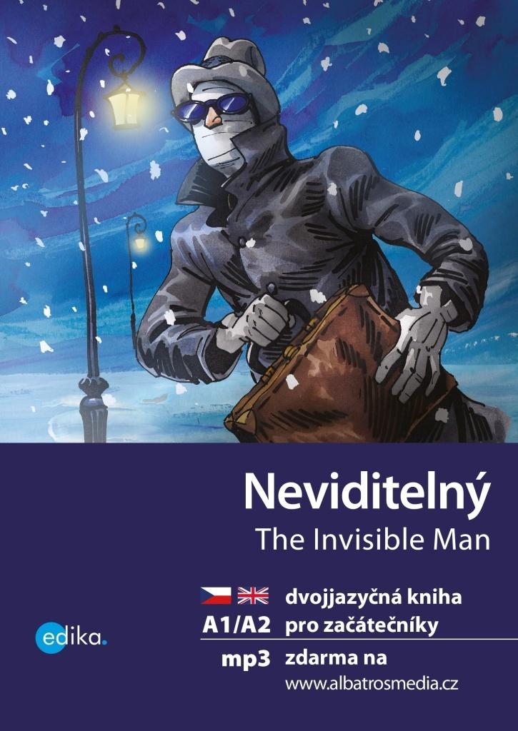 Neviditelný The Invisible Man (A1 / A2) - Dana Olšovská