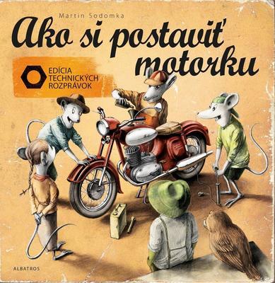 Obrázok Ako si postaviť motorku