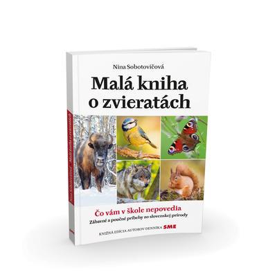Obrázok Malá kniha o zvieratách