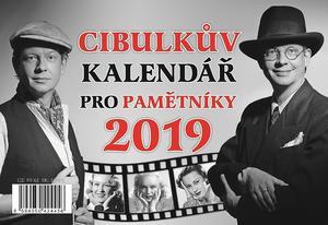 Obrázok Cibulkův kalendář pro pamětníky 2019