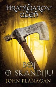 Obrázok Hraničiarov učeň Boj o Skandiju (Kniha štvrtá)